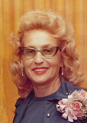 Peggy Harris Obituary
