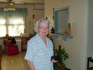 Marie Garnett Obituary