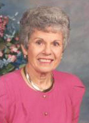 Mary Smith Obituary