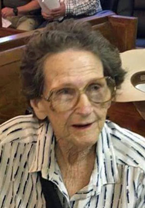 Betty Cooper Obituary