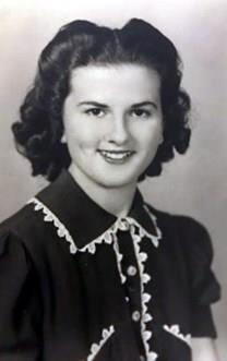 Mary Woods Obituary