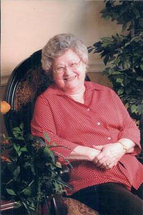 Pauline 'Polly'  Burch Obituary