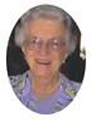 Anna Connell M.D. Obituary