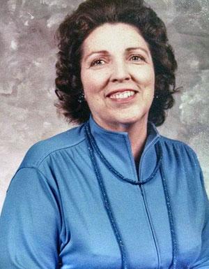 Frances Coppedge Obituary