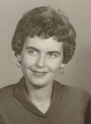 Marilyn Garrett Obituary
