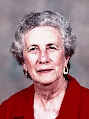 Geraldene Allen Obituary