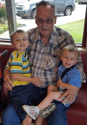 L.D. Blackwell Obituary