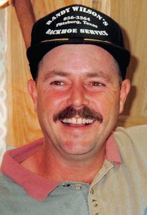 Randy Wilson Obituary