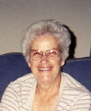Gwenda Thompson Obituary