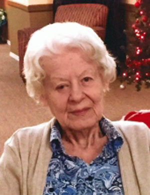 Betty Rogers Obituary