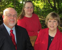 Lynn, Abby & Darlene Clark
