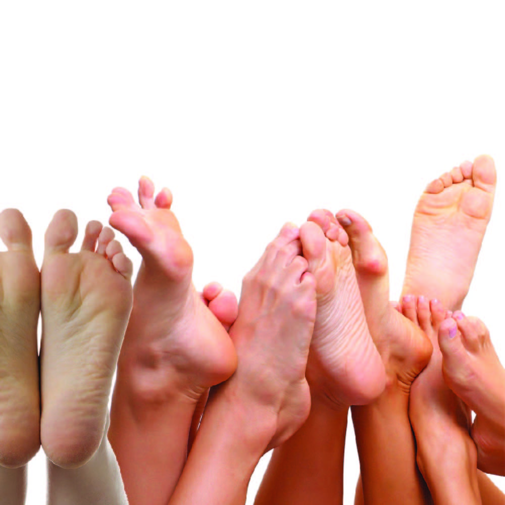 What Your Feet Say About Your Musculoskeletal System
