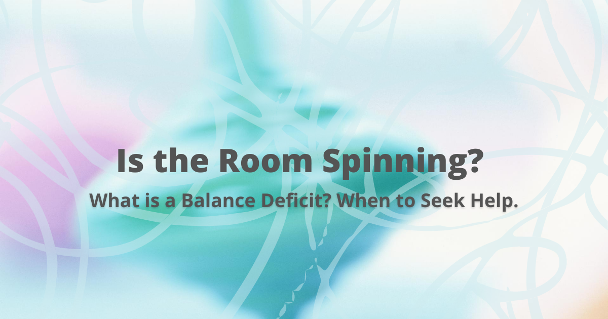 Is the Room Spinning?
