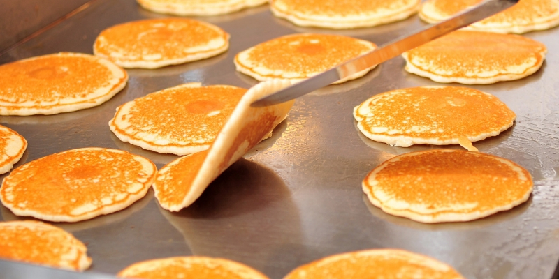 We're Flipping Out for Pancakes!