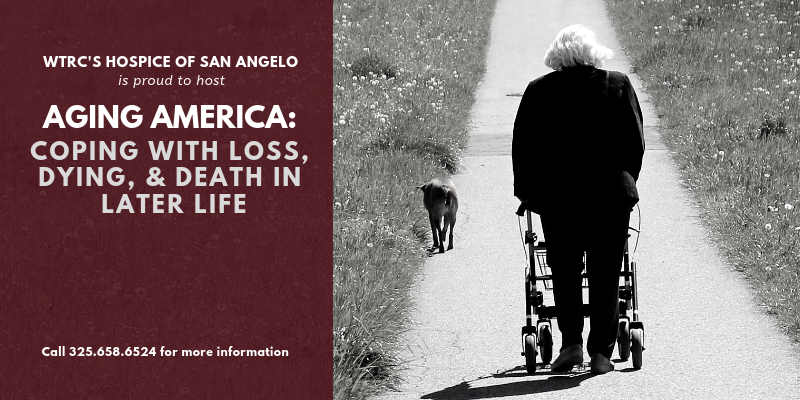 Aging America: Coping with Loss, Dying, and Death in Later Life