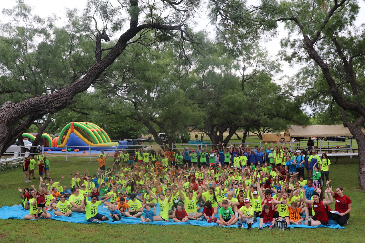 Camp Rehab 2019 - San Angelo