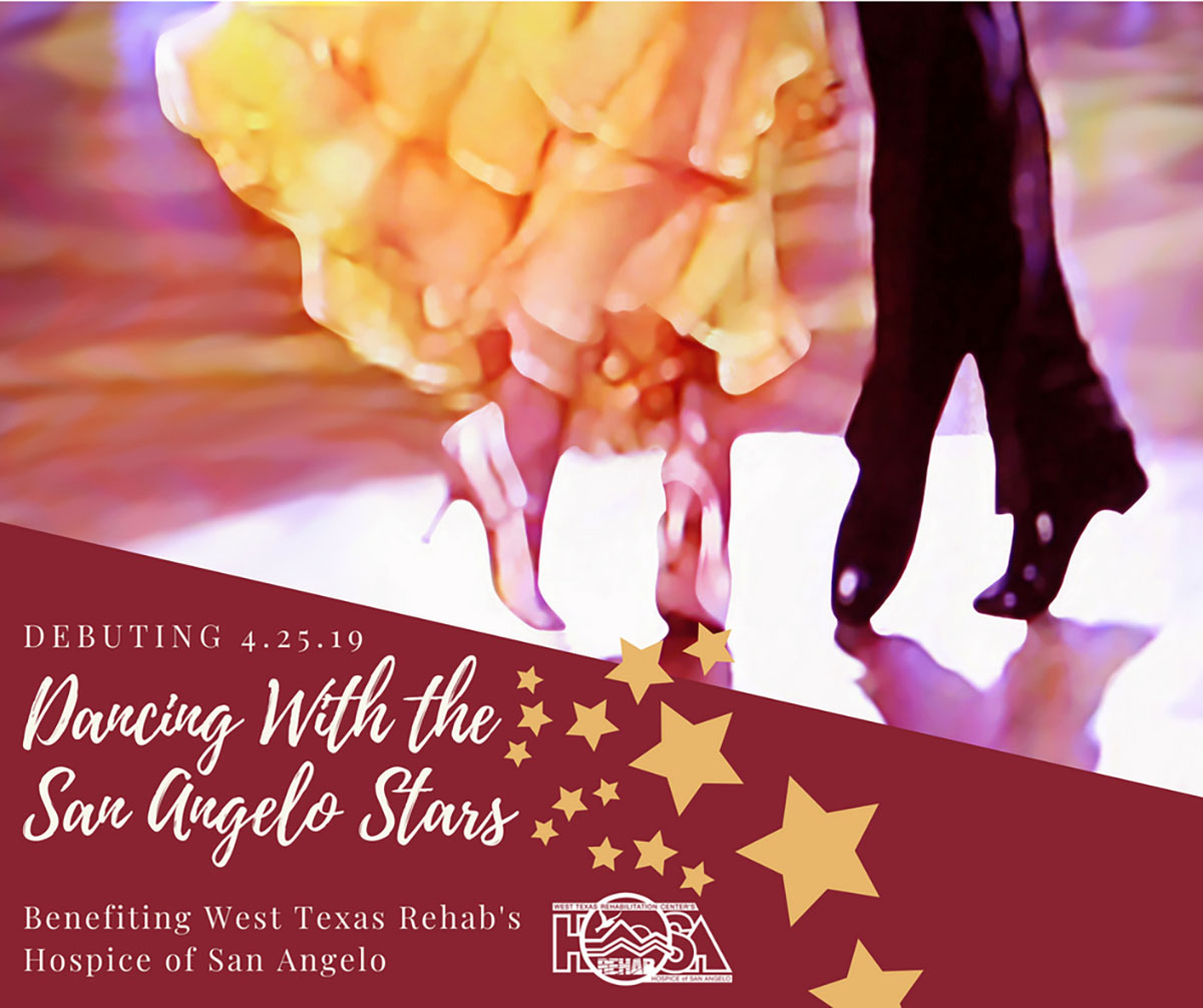Dancing with the San Angelo Stars : 2019