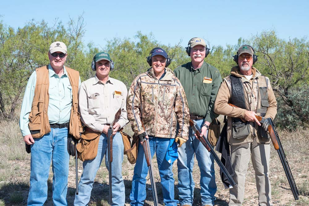 Frank Caraway Sporting Clays Classic - San Angelo (2020)