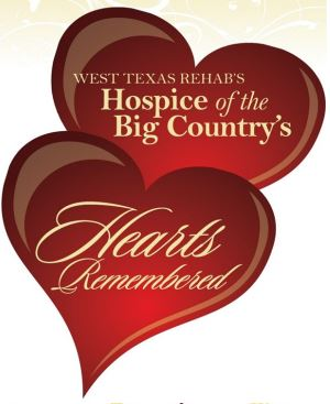 Hearts Remembered benefiting Hospice of the Big Country (2021)