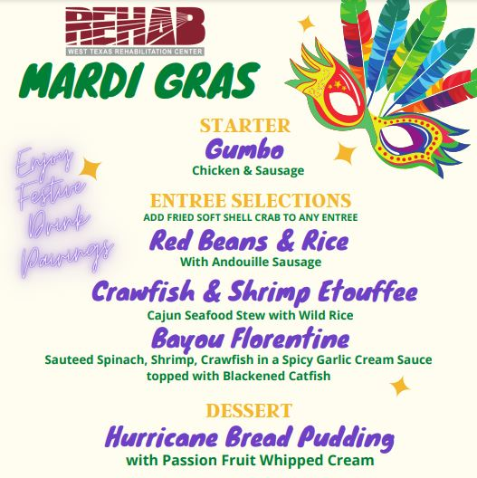 REHAB Mardi Gras at Cypress Street Station