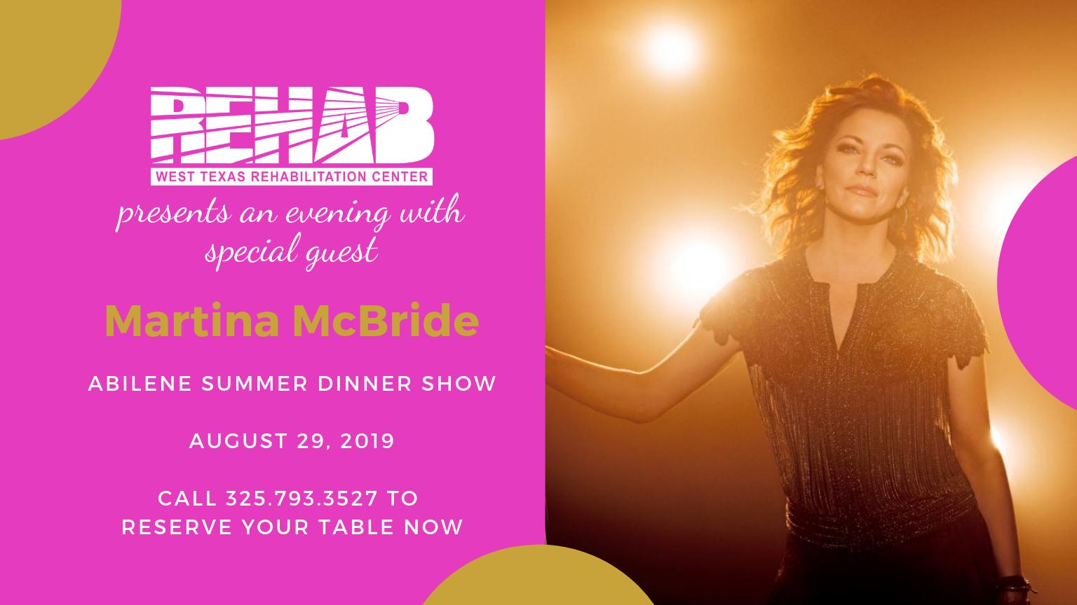 41st Annual Abilene Summer Dinner Show 2019