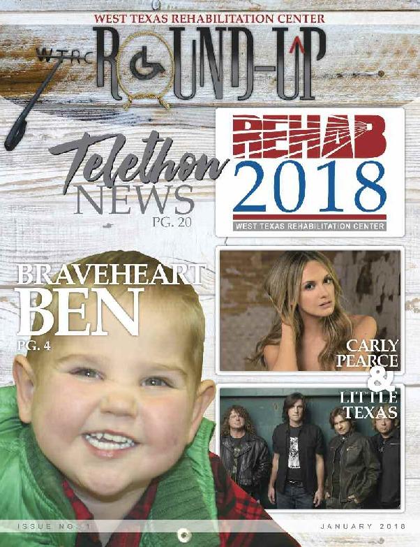 WTRC Magazine January 2018