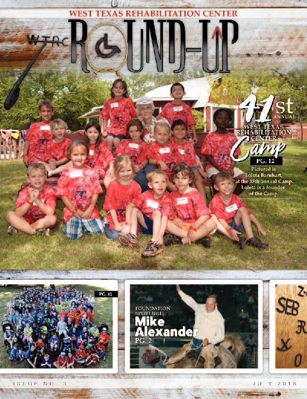 WTRC Magazine July 2018