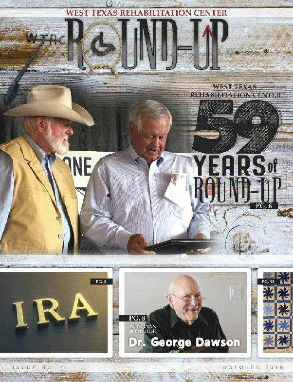 WTRC Magazine October 2018