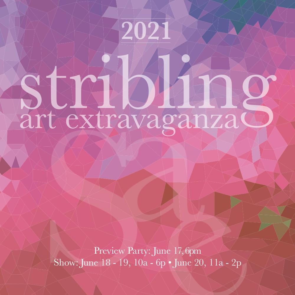 Stribling Art Extravaganza 2021
