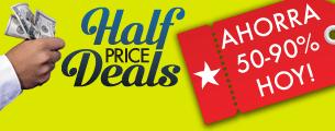 Half Price Deals