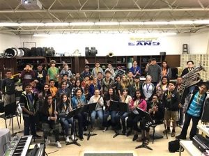 Panther band earn 97 gold medals at Solo & Ensemble
