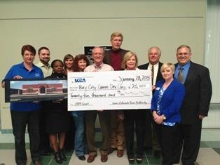 LCRA awards $25,000 to Bay City CDC for Job Training Center